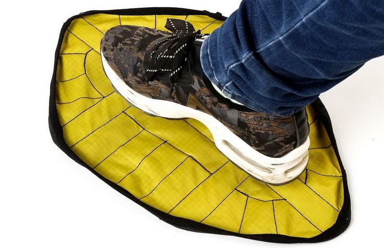 Автоматические чехлы для обуви