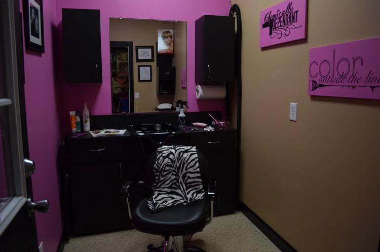Домашняя парикмахерская