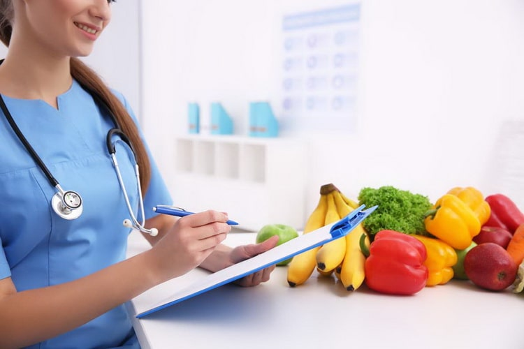 Личный диетолог