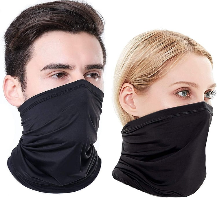 Продажа антивирусных шарфов